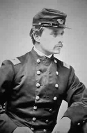Picture of Robert Gould Shaw